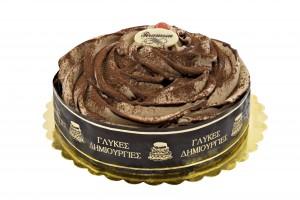 Τούρτα παγωτού Tiramisu Fino